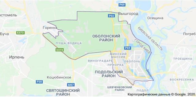 Частный автоинструктор по вождению в Оболонском районе